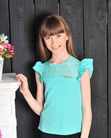 Блузка детская в расцветках