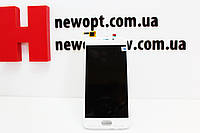 Дисплей Meizu U10 с тачскрином белый Оригинал, фото 1