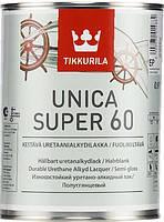 Лак яхтный  Unica Super Tikkurila полуглянцевый  0,9 л