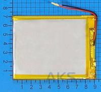 Аккумулятор для планшета Iconbit W55HD / 3.0x70x90mm (3.7V 3000 mAh)