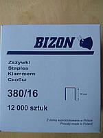 """Скоба """"BIZON"""" 380\16 (12000- 1п.)"""