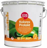 Бесцветное пропиточное средство для дерева Kolorex Protekt  Vivacolor 3 л.