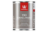 Краска для цоколя и шифера щелочестойкая   YKI Tikkurila   матовая , база А  0,9л.