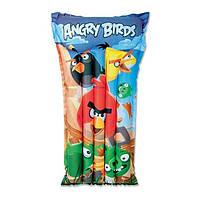 Надувной матрас BestWay 96104 Angry Birds матрац