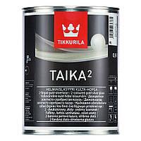 Двухцветная перламутровая лазурь Тайка 2 Тиккурила ( Taika 2 Tikkurila ) 1 л