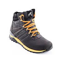 Ботинки кожаные мужские 084ч 42