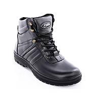 Ботинки кожаные мужские 085 42