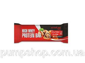Протеиновый батончик ActivLab High Whey Protein Bar 44 г, фото 3