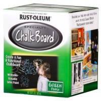 Краска для  школьной доски зелёная  RUST-OLEUM (США) 0,946 л