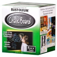 Краска для  школьной доски чёрная RUST-OLEUM (США) 0,946 л, фото 1
