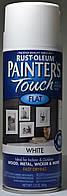 Эмаль универсальная алкидная RUST OLEUM Painter's Touch белая матовая, спрей 0,340