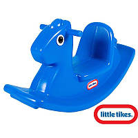 Качалка Лошадка синяя Little Tikes 4279, фото 1