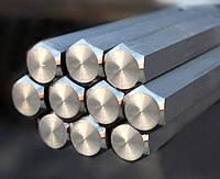 Шестигранник 5мм сталь 20,35, 40Х, 45 (h11,калиброванный)