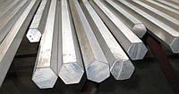 Шестигранник 24мм сталь 20,35, 40Х, 45 (h11,калиброванный)