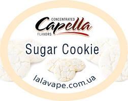 Ароматизатор Capella Sugar Cookie (Сахарное печенье)