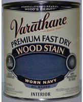 Морилка для дерева на масляной основе, цвет состаренный синий Rust Oleum(США) банка 0,946 л.