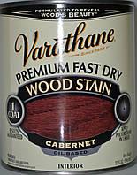 Морилка для дерева на масляной основе, цвет каберене (Cabernet) Rust Oleum(США), 0,946 л.