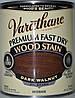 Морилка для дерева на масляной основе, цвет тёмный орех(Dark Walnut) Rust Oleum(США) 0,946 л.