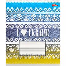 """Тетрадь 36_листов линия """"МРІЇ"""" / Я люблю Украину, фото 3"""