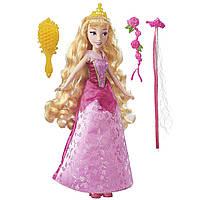 Disney Принцессы диснея Аврора с длинными волосами и аксессуарами Princess Long Locks Aurora B6907