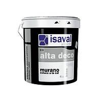 Известковая Венецианская штукатурка , эффект полированного мрамора,Мурано Isaval 1кг