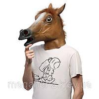 Маска лошади голова коня Новый Год 2014 год лошади