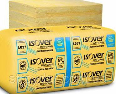 Утеплитель Isover Скатная кровля 50 мм