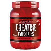 ActivLab CREATINE CAPSULES 1000mg 300 caps активлаб креатин в капсулах