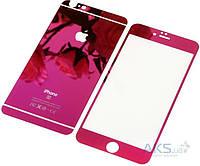 Защитное стекло BeCover 3D Full Cover Mirror Series Apple iPhone 6 Plus, iPhone 6S Plus Purple (701244)