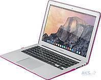 Чехол Laut Huex для MacBook Air 13 Purple (LAUT_MA13_HX_P2)