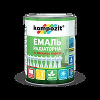 Эмаль акриловая  Kompozit Радиаторная  0.3л