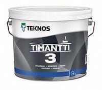 Грунтовочная краска от плесени TEKNOS Timantti 3 2,7л
