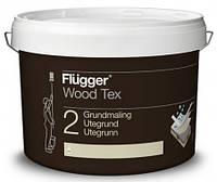 Алкидная грунтовочная краска для дерева Flugger Wood Tex Priming Paint 10 л