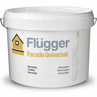 Краска масляная для фасада Flugger Facade Universal 9,1л белая