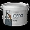 Акриловая интерьерная эмаль Flugger Interior High Finish 50 полуглянцевая 10л