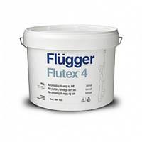 Краска для стен и потолков Flugger Flutex 4 3 л