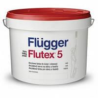 Краска для стен и потолков Flugger Flutex 5  10л , фото 1