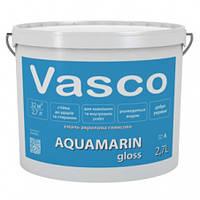 Акриловая эмаль VASCO AQUAMARINE Глянцевая 2,7л