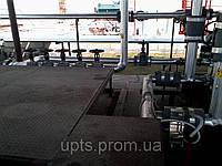Монтаж оборудования резервуарного парка