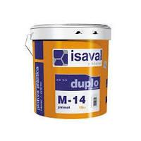 Краска интерьерная для потолков и стен ISAVAL Pinmat  М-14 1 л