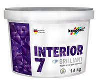 Краска интерьерная INTERIOR 7 Kompozit (14 кг)