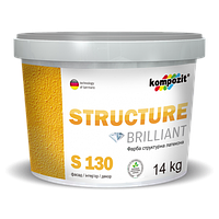 Структурная краска Structure Kompozit (7 кг)