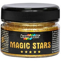 Глиттер Kompozit  MAGIC STARS Бронза