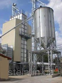 Проект: Szabadbattyan Венгрия Тип: MDB-XN 2/10-SU Год выпуска: 2008 Продукт: кукуруза, пшеница, подсолнух