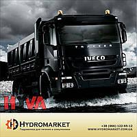 Комплект гидравлики  Hyva на  Ивеко с высококачественным алюминиевым баком, фото 1