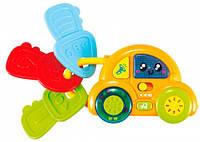 Мои первые музыкальные ключи-машинка (звук), BeBeLino (58001)
