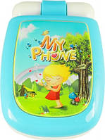 Музыкальный телефон с зеркалом, BeBeLino (57112)