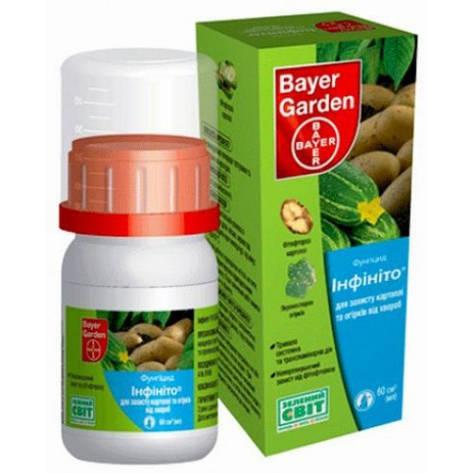 Інфініто фунгіцид 60 мл Німеччина, BAYER, фото 2