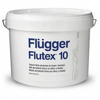 Краска для стен Flugger Flutex 10  5 л