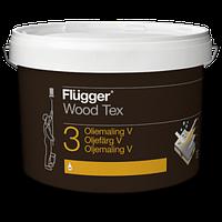 Алкидная краска для дерева Flugger Wood Tex Oil Paint V 10 л